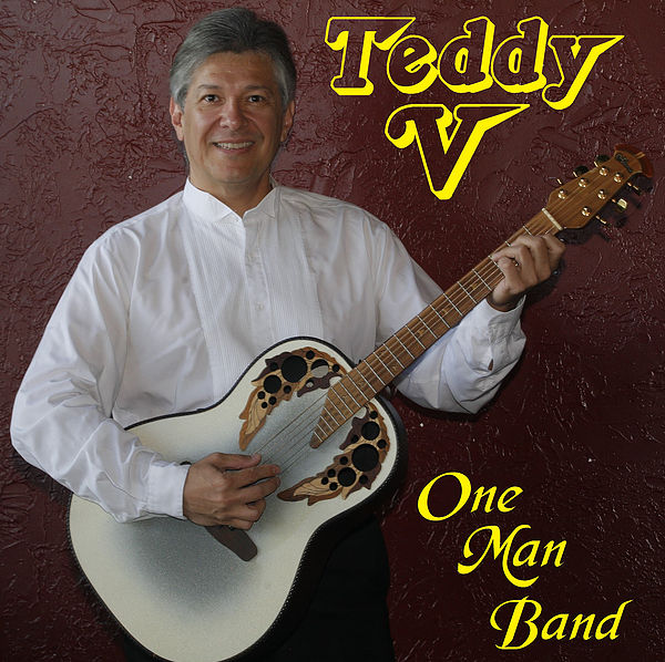 Music To Watch The Ships Go By with Teddy V - One Man Band | Space