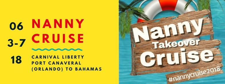 Nanny Cruise 2018 | Space Coast Event Calendar