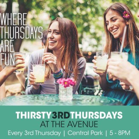 Thirsty 3rd Thursday Space Coast Event Calendar