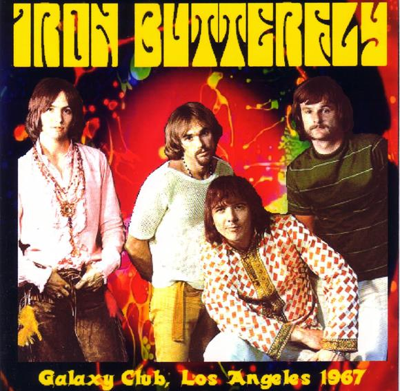 If You Were A 60 39 S Child Then You Must Remember The 17 Minute Song By Iron Butterfly In A Gadda