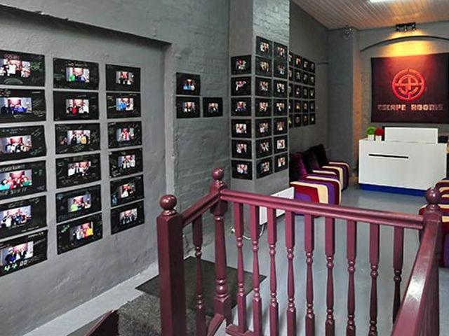 Live Escape Rooms