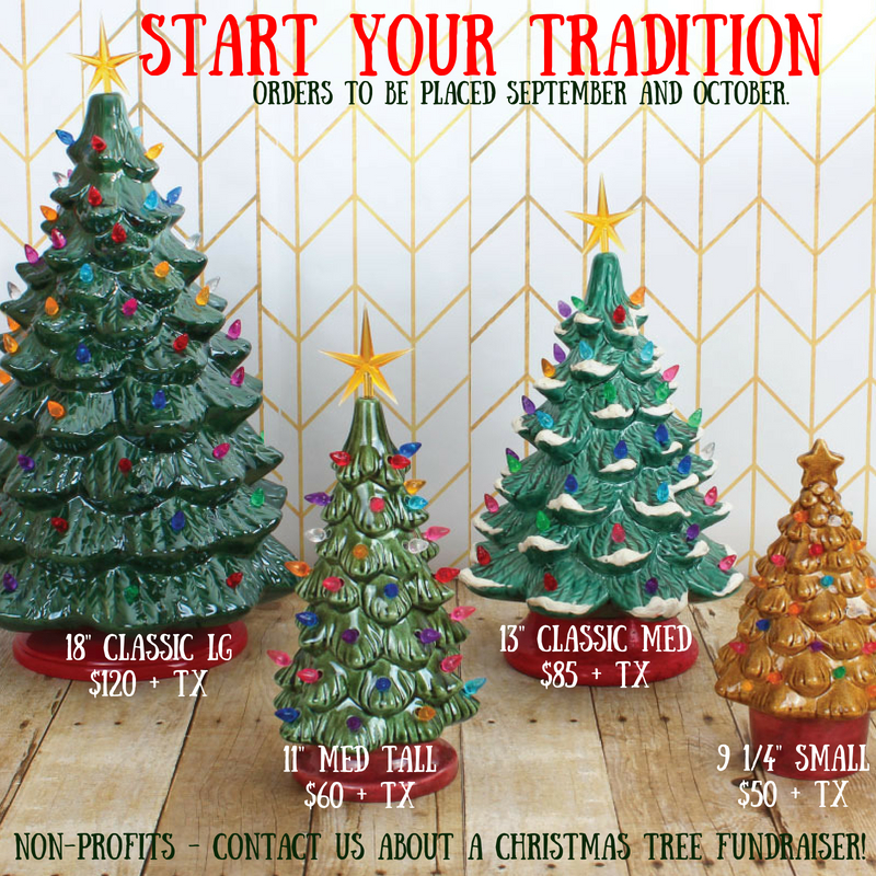 Ceramic Christmas Tree Painting Party Space Coast Event Calendar